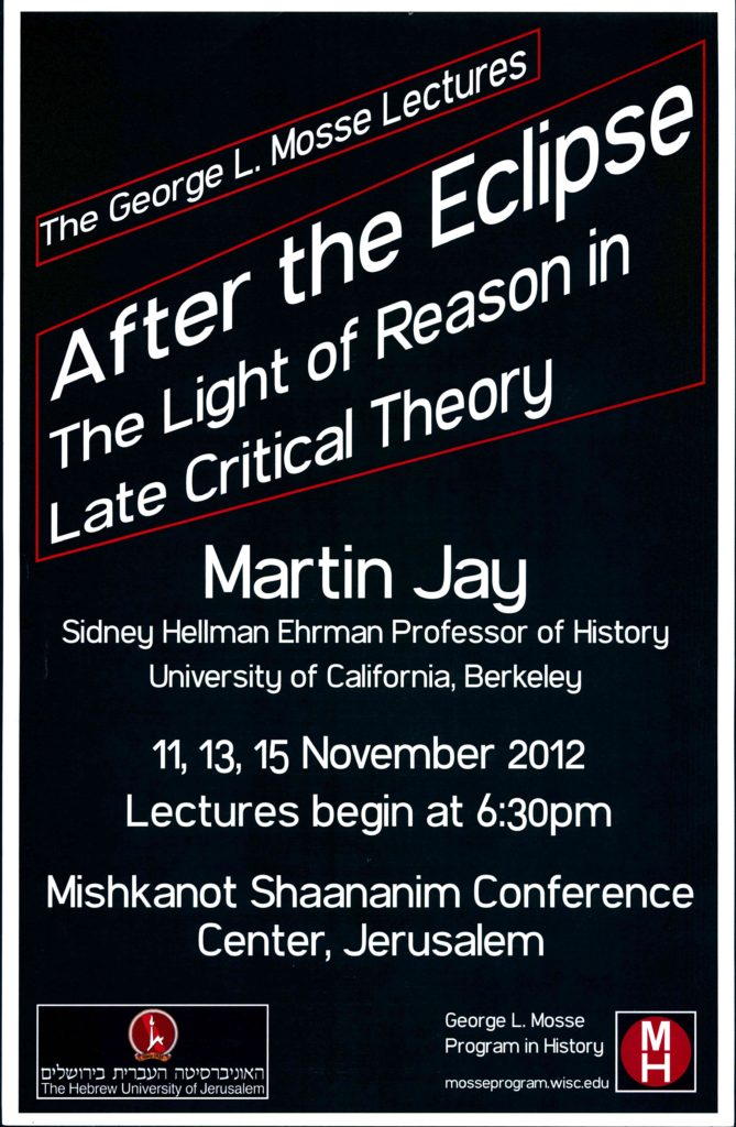 2012.11.13-15 - Martin Jay - After the Eclipse