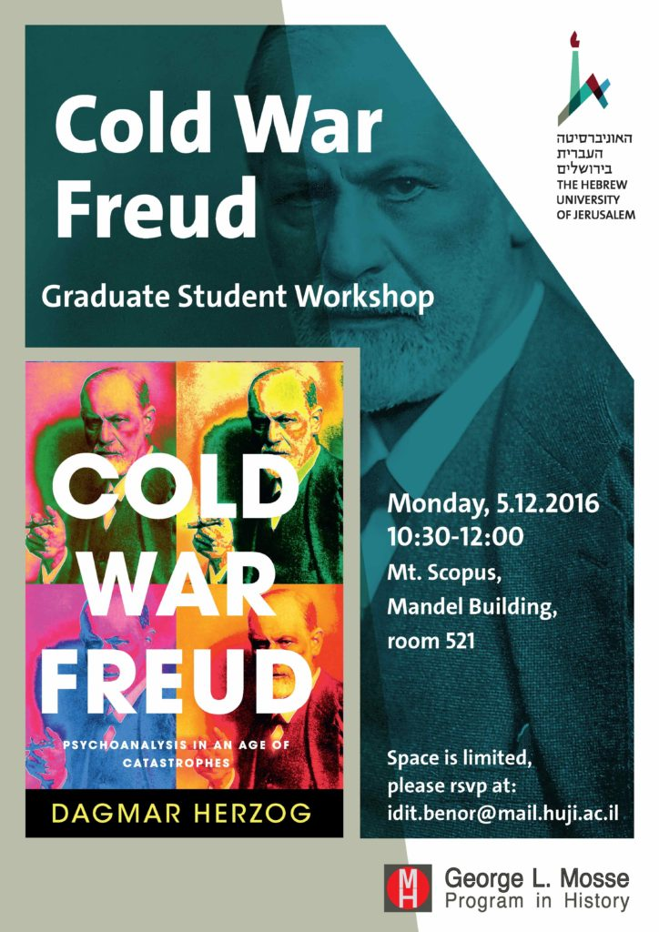2016.12.05 - Dagmar Herzog - Cold War Freud 02