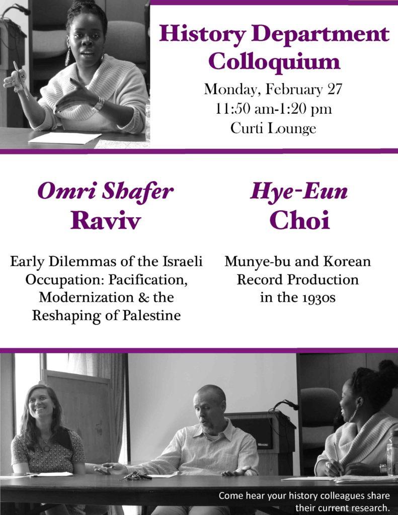 2017.02.27 - Omri Shafer Raviv Colloquium 02