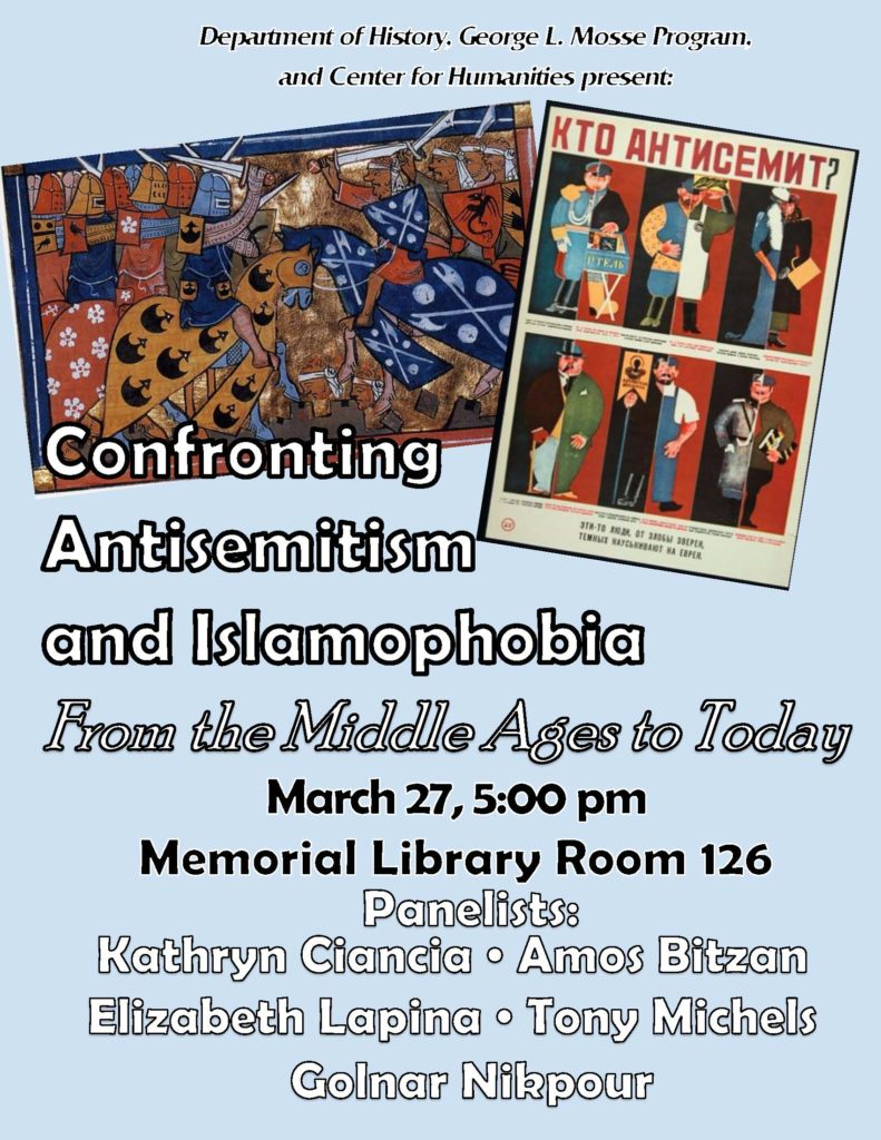 2017.03.22 - Confronting Islamophobia