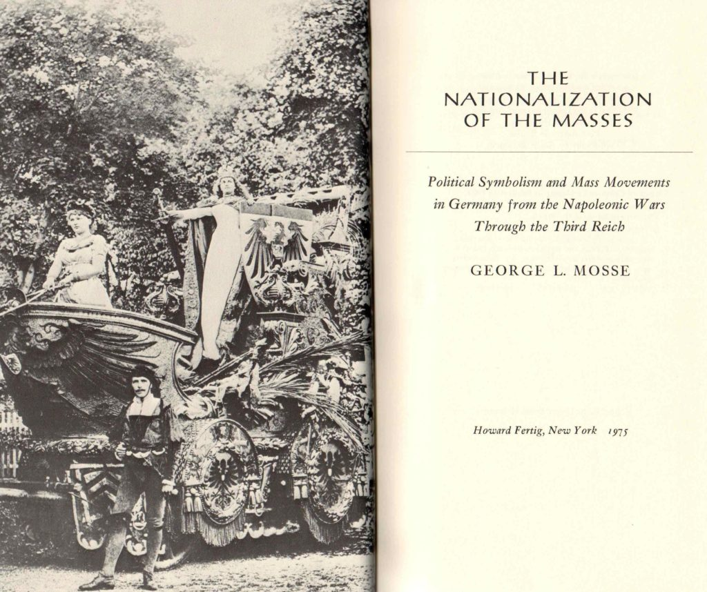 Mosse, Nationalization of the Masses