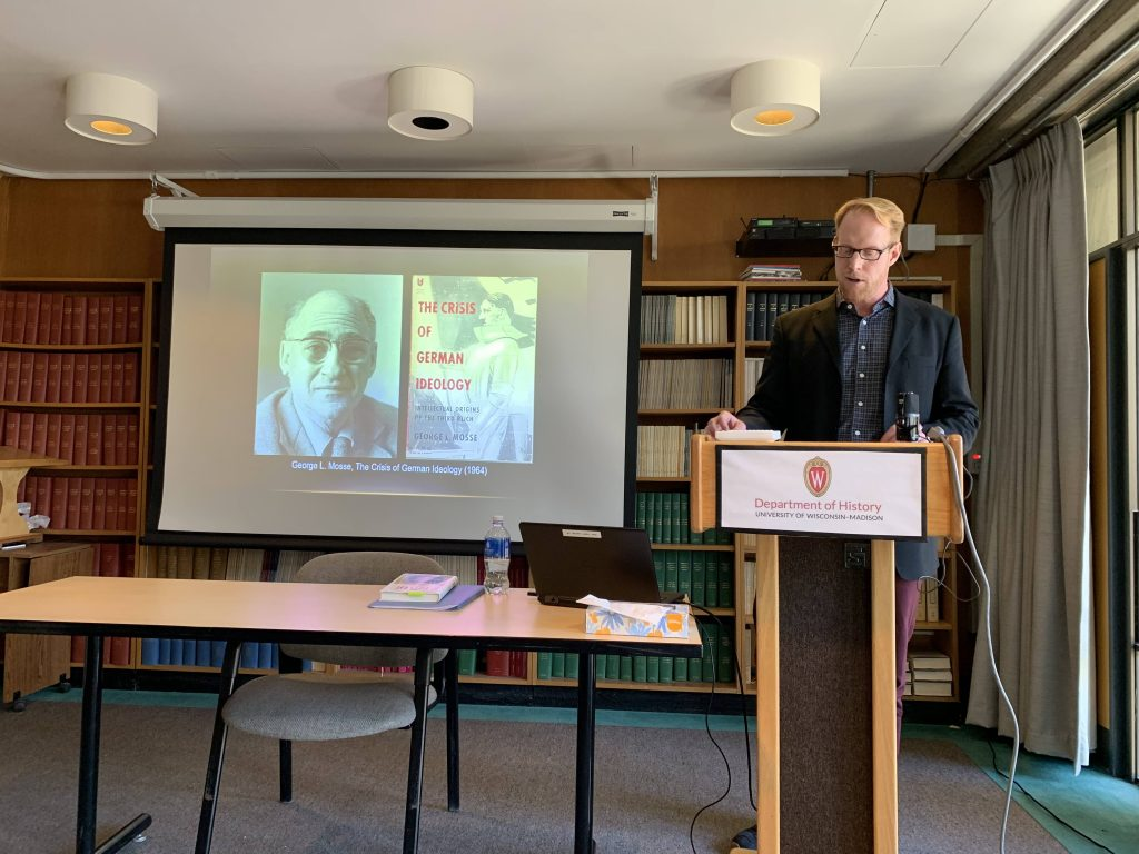 Perspectives in the History of German Judaism, Fascism,